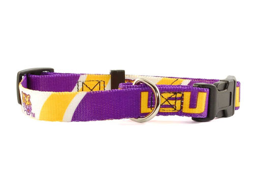 LSU Tigers Hunter Manufacturing Large Dog Collar