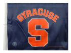 Syracuse Orange Rico Industries Car Flag Rico Auto Accessories
