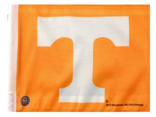 Tennessee Volunteers Rico Industries Car Flag Rico