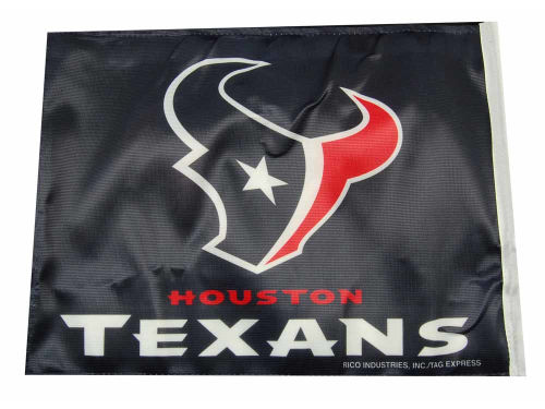 Houston Texans Rico Industries Car Flag Rico