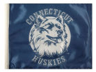 Connecticut Huskies Rico Industries Car Flag Auto Accessories