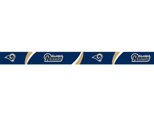 St. Louis Rams Large Dog Collar