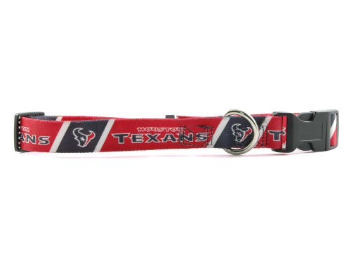 Houston Texans Large Dog Collar