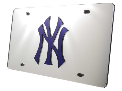 New York Yankees Rico Industries Acrylic Laser Tag
