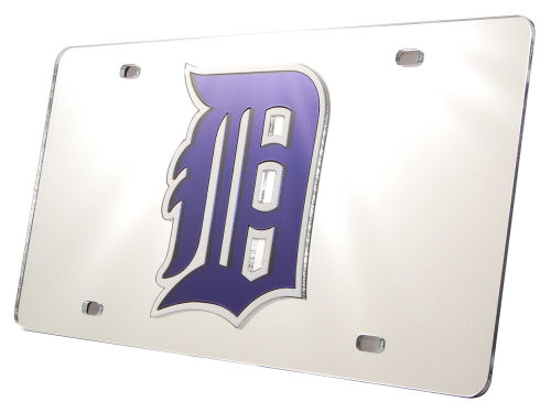 Detroit Tigers Rico Industries Acrylic Laser Tag