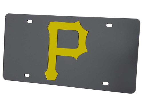 Pittsburgh Pirates Rico Industries Acrylic Laser Tag