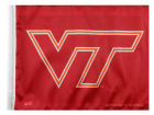 Virginia Tech Hokies Car Flag Auto Accessories