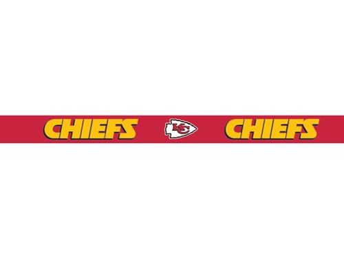 Kansas City Chiefs Medium Dog Collar