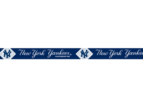 New York Yankees Hunter Manufacturing Medium Dog Collar