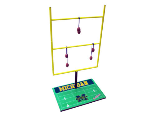 Michigan Wolverines Wild Sales Football Toss 2009