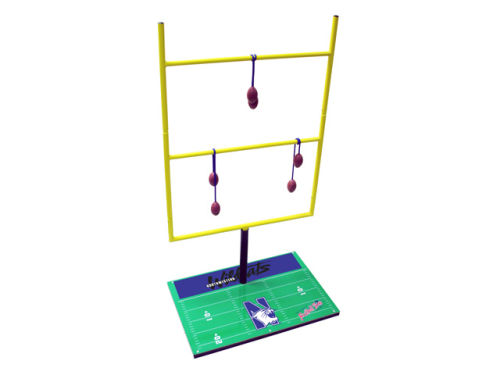 Northwestern Wildcats Football Toss 2009