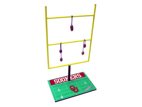 Oklahoma Sooners Football Toss 2009