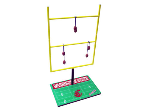 Washington State Cougars Football Toss 2009