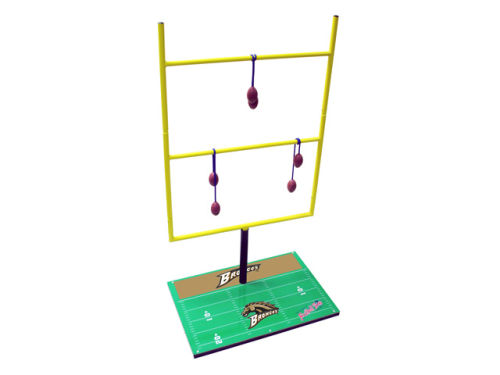 Western Michigan Broncos Wild Sales Football Toss 2009