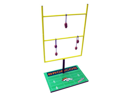 Denver Broncos Football Toss 2009