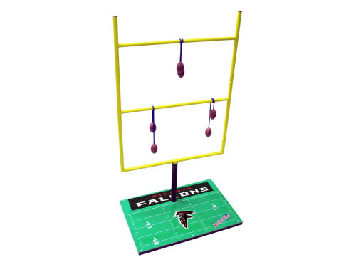 Atlanta Falcons Football Toss 2009
