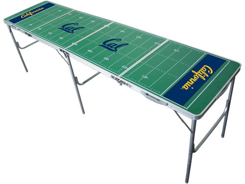 California Golden Bears 2x8 Tailgate Table-WS