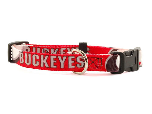 Ohio State Buckeyes Hunter Manufacturing Small Dog Collar