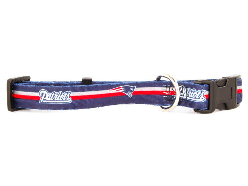 New England Patriots Small Dog Collar