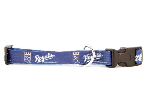 Kansas City Royals Small Dog Collar