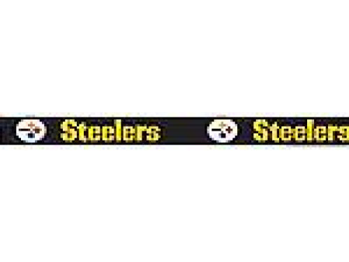 Pittsburgh Steelers Hunter Manufacturing Small Dog Collar