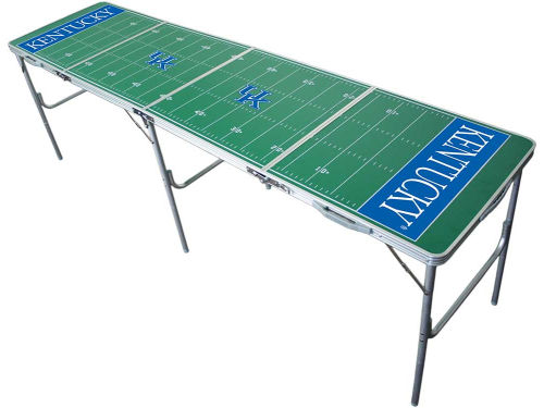 Kentucky Wildcats 2x8 Tailgate Table-WS