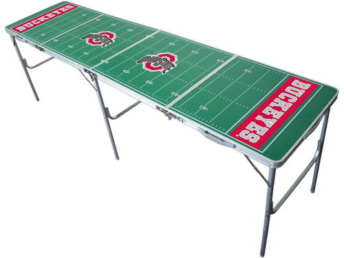 Ohio State Buckeyes Wild Sales 2x8 Tailgate Table-WS