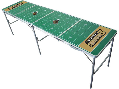 Purdue Boilermakers 2x8 Tailgate Table-WS