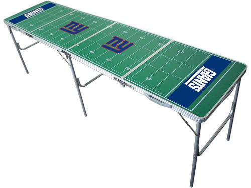 New York Giants Wild Sales 2x8 Tailgate Table-WS