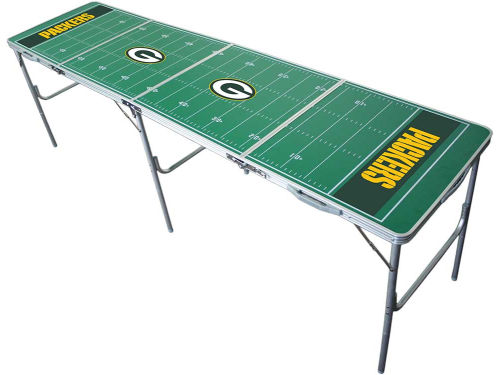 Green Bay Packers Wild Sales 2x8 Tailgate Table-WS