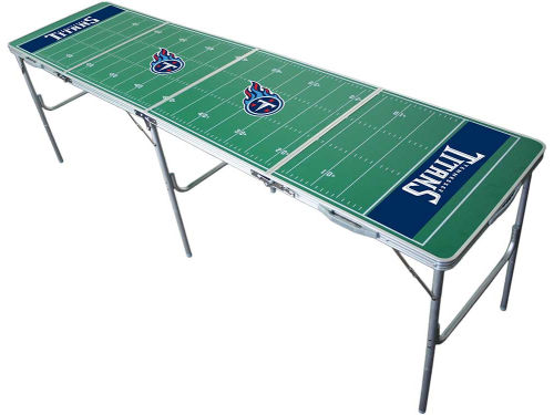 Tennessee Titans 2x8 Tailgate Table-WS