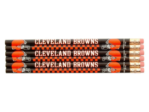 Cleveland Browns Wincraft 6 Pack Pencils