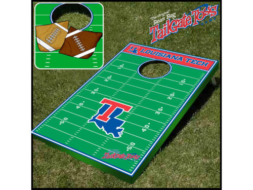 Louisiana Tech Bulldogs Tailgate Toss