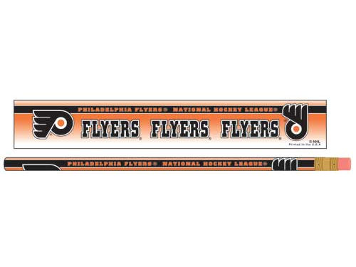 Philadelphia Flyers Wincraft 6 Pack Pencils