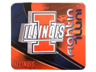 Illinois Fighting Illini Hunter Manufacturing Mousepad Home Office & School Supplies