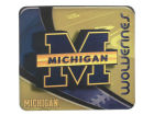 Michigan Wolverines Hunter Manufacturing Mousepad Home Office & School Supplies