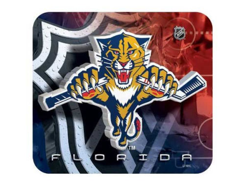 Florida Panthers Hunter Manufacturing Mousepad
