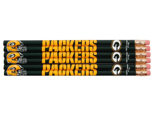 Green Bay Packers Wincraft 6-pack Pencils