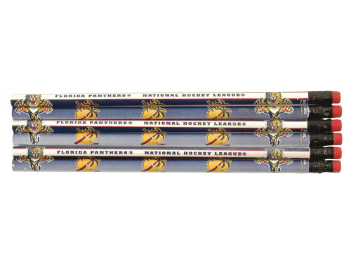 Florida Panthers Wincraft 6 Pack Pencils