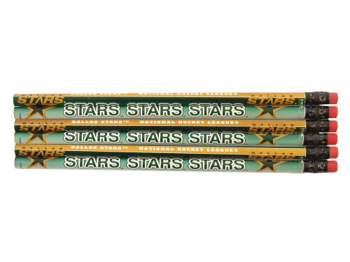 Dallas Stars Wincraft 6pk Pencils