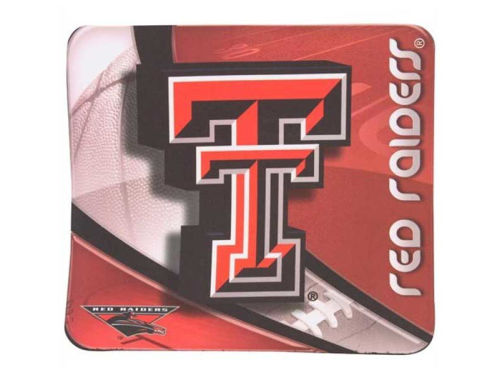 Texas Tech Red Raiders Hunter Manufacturing Mousepad