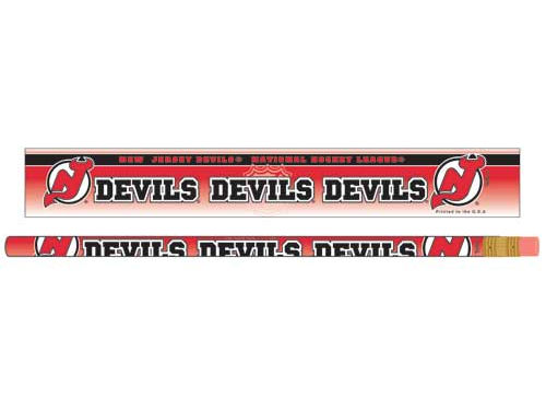 New Jersey Devils Wincraft 6-pack Pencils