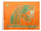 Florida A&M Rattlers Rico Industries Car Flag Auto Accessories