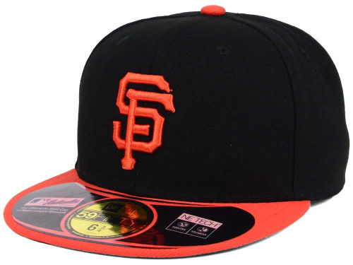 San Francisco Giants New Era MLB Authentic Collection 59FIFTY Hats