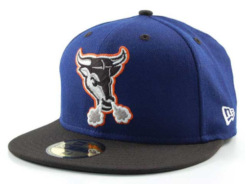 Durham Bulls New Era MiLB 59FIFTY Hats