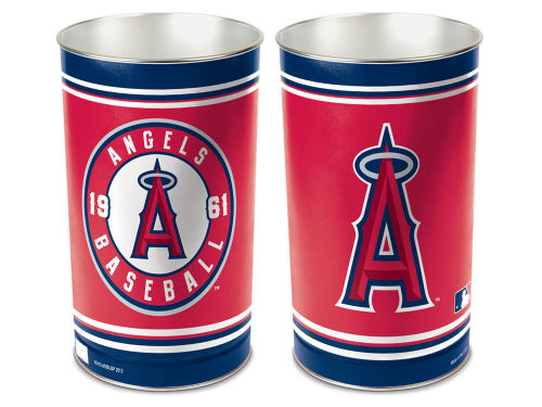Los Angeles Angels of Anaheim Wincraft Trashcan