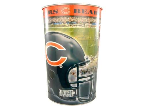 Chicago Bears Wincraft Trashcan