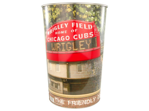Chicago Cubs Wincraft Trashcan