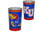 Kansas Jayhawks Wincraft Trashcan Home Office & School Supplies