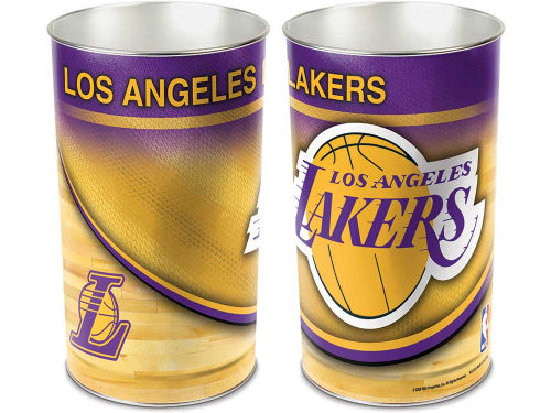 Los Angeles Lakers Wincraft Trashcan